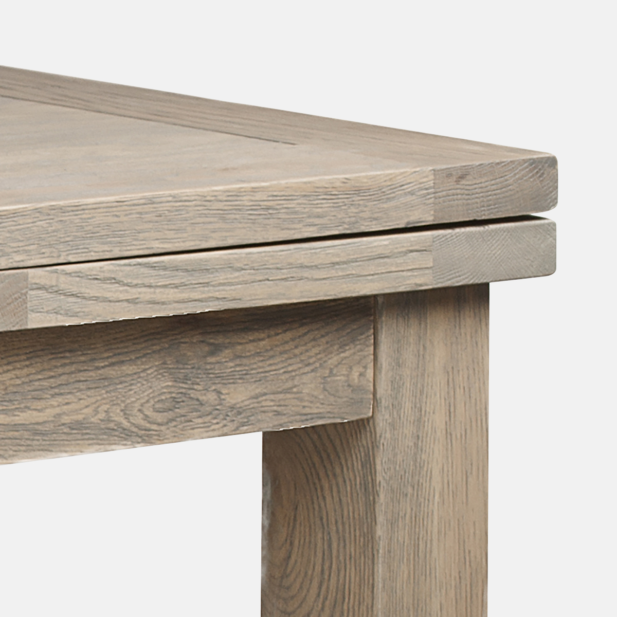 Oslo Spisebord Sort 150 (240) cm Kalma Interiør Spisestue